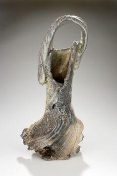 Ian Jones:  Basket Lion Sculpture, Basket, Clay, Pottery, Home Decor, Clays, Ceramica, Baskets, Interior Design