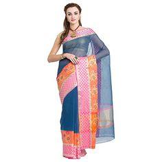 f9110c2823 24 best cotton sarees images in 2019 | Cotton saree, Cotton silk ...