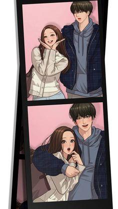 Picture Movie, Webtoon Comics, Anime Characters, Fictional Characters, Love Book, Suho, True Beauty, Kdrama, Creepy