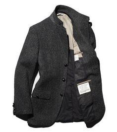 Harris Tweed Sport Coat by Freemans Sporting Club