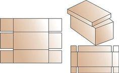 como hacer caja rectangulares - Buscar con Google
