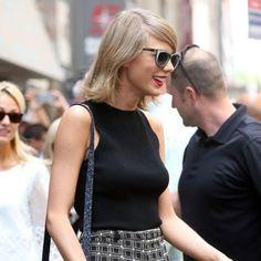 Taylor Swift looks stunning in #sunglasses www.foursunnies.com Looking Stunning, Taylor Swift, Basic Tank Top, Sunglasses, Tank Tops, Women, Fashion, Moda, Halter Tops