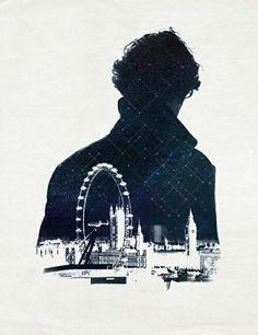 sherlock, london, and sherlock holmes kép