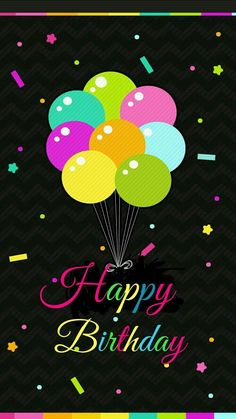 Colorful Birthday Balloons colorful color birthday happy birthday birthday quotes happy birthday quotes happy birthday images birthday images birthday balloons