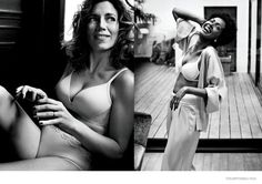 Triumph Lingerie Taps Real Women for Recent Campaign by Marc Hom