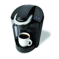 9.  Can't live without:  Keurig Brewing System for my morning coffee and more!!