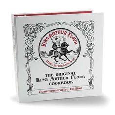 King Arthur Flour 200th Anniversary Commemorative Edition Cookbook