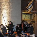Pro-Russian protesters seized state buildings in Ukraine …