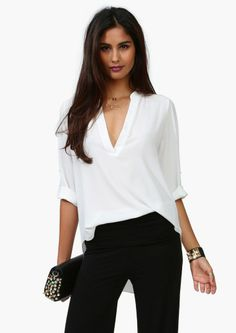Add lace tank or bandeau since too low cut