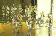 Spielzeugmuseum in Nürnberg: Ausstellung (© Spielzeugmuseum, Museen der Stadt Nürnberg)