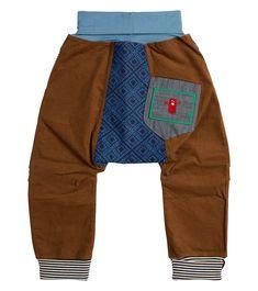 Pete Repeat Harem Pant, Oishi-m Clothing for Kids, Winter 2018, www.oishi-m.com