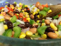 Books and Food: New and Improved Sweet and Tangy Texas Caviar