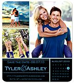 "Another pinner said: ""We used this website for our save the date magnets!  So cute and a lot cheaper than other sites, especially The Knot."""
