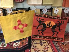 Jute tote bags only $5.95