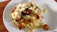 Receita de Arroz de pato tradicional. Descubra como cozinhar Arroz de pato tradicional de maneira prática e deliciosa!