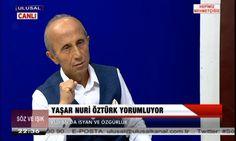 @ulusalkanal 'DA PROF. DR. YAŞAR NURİ ÖZTÜRK #SözveIşık PROGRAMINDA PROF. DR. YAŞAR NURİ ÖZTÜRK VE GÜLGÜN FEYMAN BUDAK'LA GÖNÜL SOHBETLERİ @GFeyman   Yaşar Nuri Öztürk