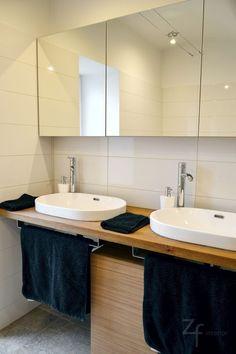 Koupelna, RD Bělotín – zf-interior