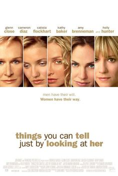 Things You Can Tell Just By Looking at Her (2000) ★★★