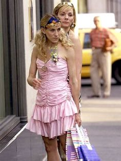 10 Styles only Carrie Bradshaw could wear - Page 6