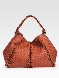 Bottega bag...would look nice with my Ralph Lauren boots...after I finally finish school. Only $3250...lol