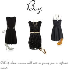 The Little Black Dress - finding the right one to fit your body type Athletic Dresses, Athletic Body, Capsule Outfits, Style Challenge, Fashion Outfits, Womens Fashion, Fashion Tips, Elegant Woman, Dress Patterns