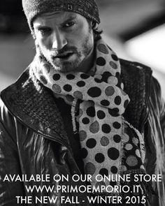 Visita il nostro Shop on-Line per scoprire la nuova #collezione #autunnoinverno15  Visit our shop on-line to find out the new #collection #fallwinter15