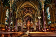 Cathedral Tours in Salt Lake City