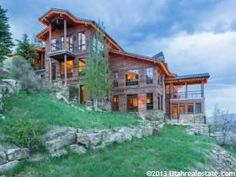 $7,900,000 10448 N SUMMIT VIEW DR, Park City UT 84060 ~ Property Listed By Summit Sotheby's International