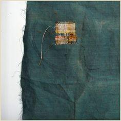 Jude Hill/Spirit Cloth - thread weaving