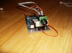Diy Arduino Radar - İlginç Şeyler Not long ago, bought a ultrasonic sensor for my hobby projects. The first project that I did was a DIY radar that draws a map. When I finished i… - Iot Projects, Stem Projects, Electronics Projects, Hobby Electronics, Arduino Radar, Arduino Gps, Diy Cnc, Electronic Gifts, Tech Gifts