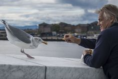 Sharing dinner by Ole Morten Eyra