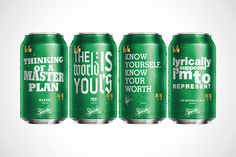 Sprite The World is Yours Soda Can