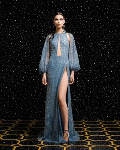 Georges Hobeika | Ready-to-Wear Fall/winter 2018-19 | Look 5