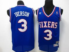 NBA Maillot T-shirt Basket Philadelphie 76ers SIXERS Bynum Rouge