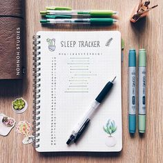 An in-progress sleep tracker for January. I definitely need more sleep  FYI: I use a #fitbit that records my sleep times/hours ≪QOTD: are you a night owl or an early bird?≫ #noh2study