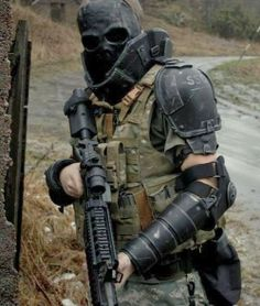 Airsoft Photos: airsoft army of two