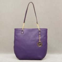 b2ab92818060 MICHAEL Michael Kors Jet Set NS Leather Chain Tote IN LOVE WITH THIS!