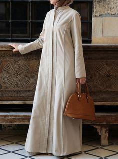 SHUKR USA | Nadima Jilbab Abaya Fashion, Muslim Fashion, Modest Fashion, Fashion Dresses, Designer Anarkali Dresses, Modele Hijab, Abaya Designs, Muslim Dress, Islamic Clothing