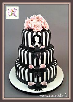 Cameo cake - Cake by Crazy Cake