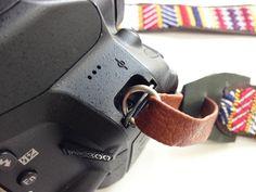 Una correa para personalizar tu cámara de fotos | Fruto Samore