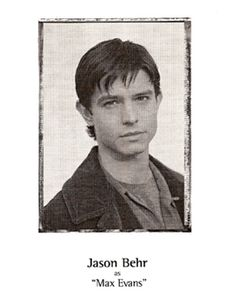 Image result for jason behr roswell Jason Behr, Newest Tv Shows, Evans, Image