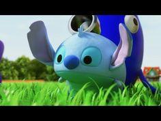 Sushi Carnival | A Tsum Tsum short | Disney - YouTube