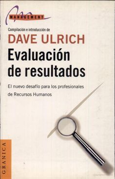 Evaluación de resultados - Dave Ulrich