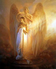 liefde engel