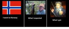 meanwhile in norway - Google Search