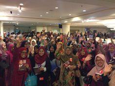 Seminar Magnet Kejayaan The Syuen Hotel, Ipoh Perak!   #TeamAzizan