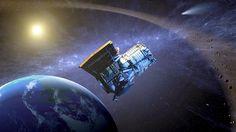 NASA's NEOWISE spacecraft. Image Credit: NASA