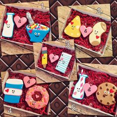 #valentinesdaytreats#valentinesdaycookies. Crumbles - Valentine's Day Gift Sets $10 each! Available in Red...