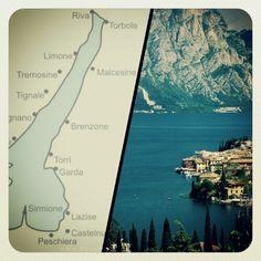 Esportes na Itália - Windsurfe no Lago di Garda
