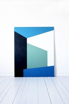 Architect who loves to paint and hates bullshit. Modern Art, Contemporary Art, Mode Poster, Abstract Geometric Art, Art Abstrait, Wall Art Designs, Printable Wall Art, Canvas Wall Art, Illustration Art
